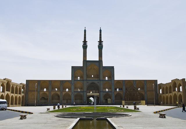 Amir Chakhmaq Mosque - مسجد امیر چخماق