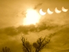 Solar eclipse 2011