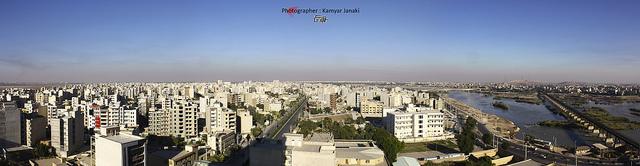 Panorama Ahvaz