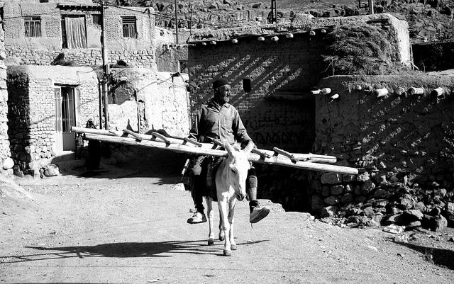 Dehesht Village