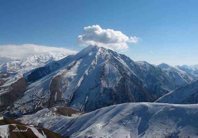 Winter in Karaj - زمستان در کرج