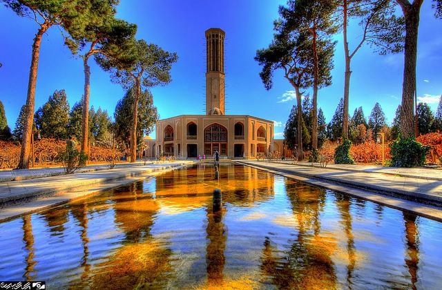 Dowlat Abad Garden - باغ دولت آباد
