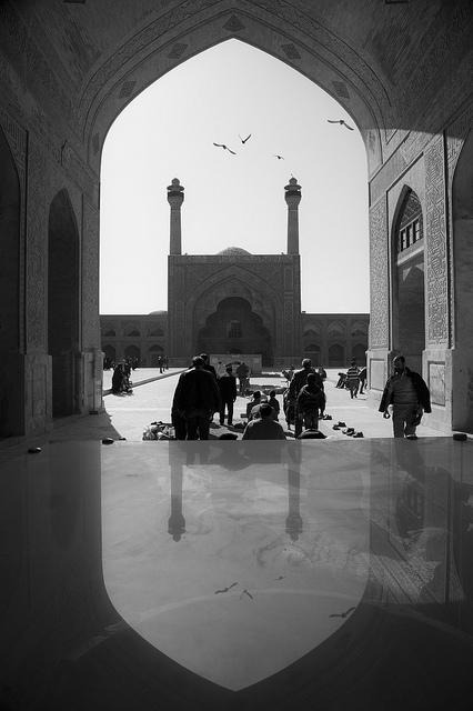 Jameh Mosque of Isfahan - مسجد جامع اص