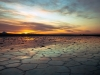 Khoor (Khur) Salt Lake - دریاچه نمک خور