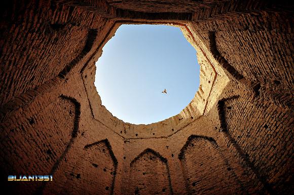 Chehel Dokhtaran (40 girls) Tower - سمنان : برج چهل دختران