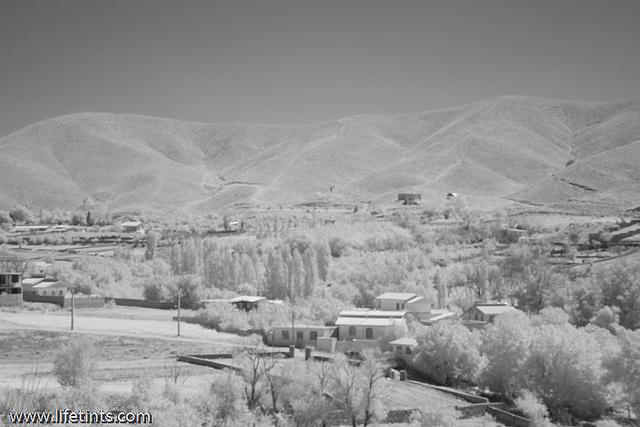 A village in Damavand - روستایی در دماوند