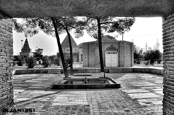 Takht-e Poolad Cemetery