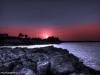 Noshahr sunset - غروب نوشهر