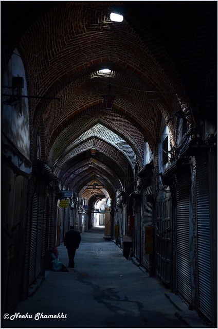 Tabriz Grand Bazaar - بازار تبریز