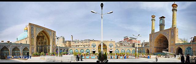 Imam Mosque (Shah) - مسجد امام ( شاه) - تهران