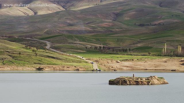 Gynspan Hill (Patapeh) - گونسپان تپه ، شهرستان ملایر