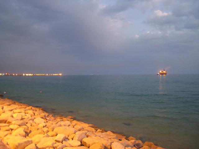 Siraf port - بندر سیرا