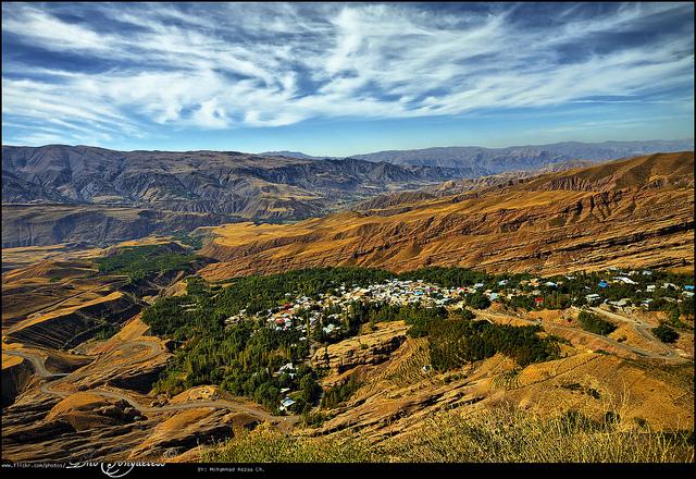 Gazorkhan Village - روستای گازرخان