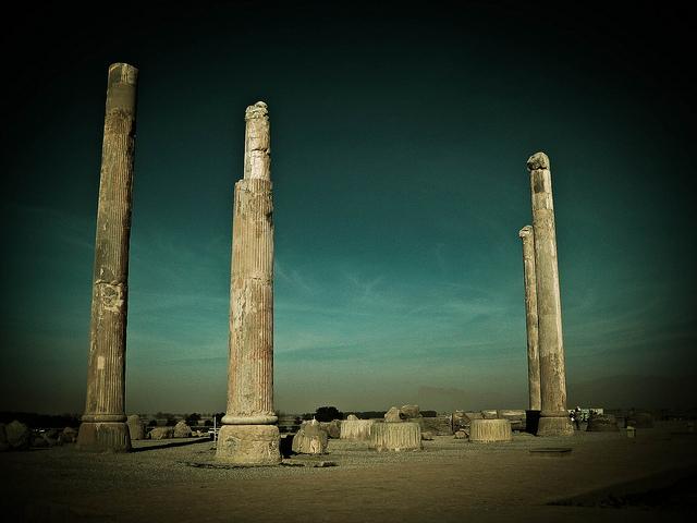 Persepolis (Takhte Jamshid) پرسپوليس - تخت جمشيد