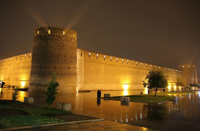 Citadel of Karim Khan - ارگ کریم خان