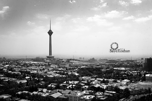 Milad Tower - برج میلاد