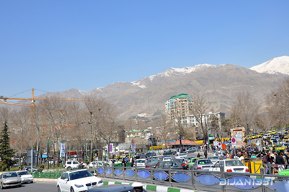 Tajrish Square - میدان تجریش