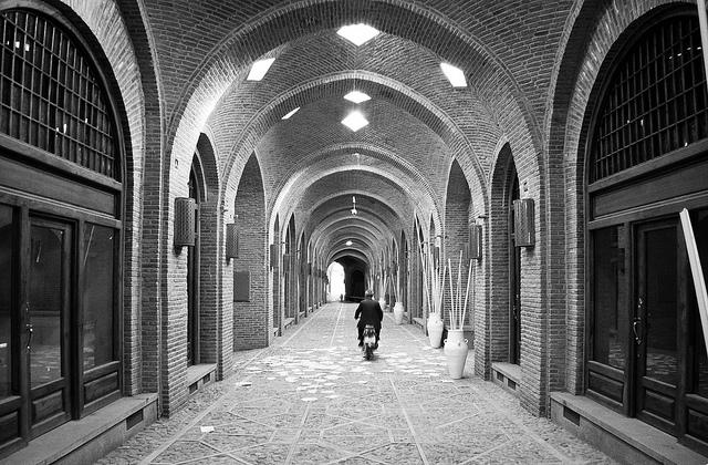 Sa'd Al-saltaneh Caravanserai - کاروانسرای سعد السلطنه