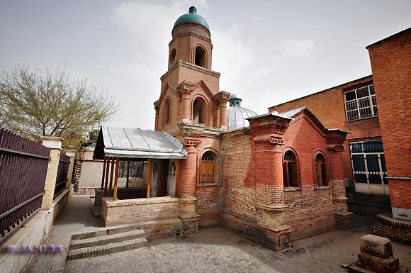Kantour Church - کلیسای کانتور در قزوین