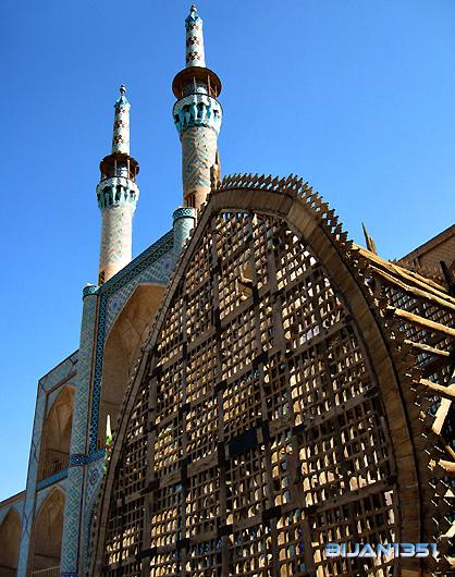 Amir Chakhmagh Complex - مجموعه امیر چخماق