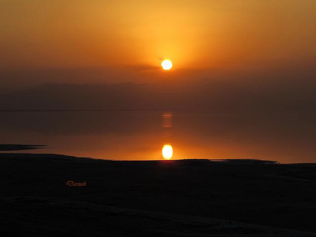 Orumieh (Urmia) lake - دریاچه ارومیه