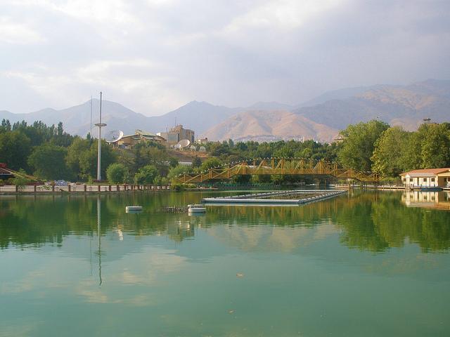 Mellat park - پارک ملت تهران