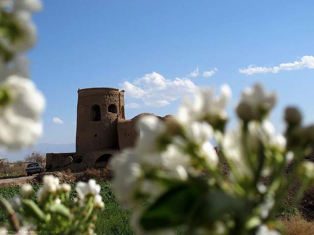 Haamed Abad Tower - برج حامد اباد بیدگل