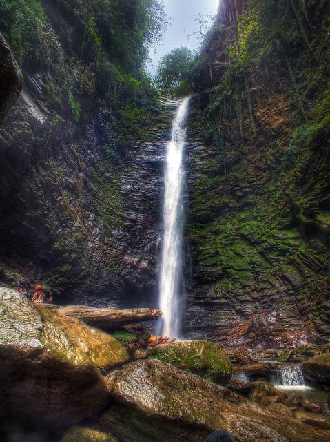 Gazo Falls - آبشار گزو