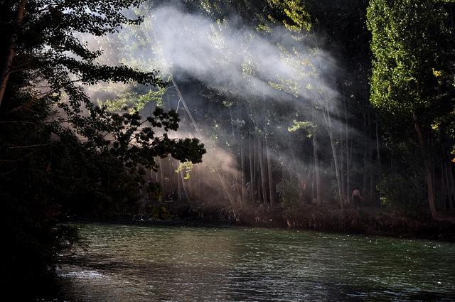 Zayandeh Rood River - رودخانه زاینده رود