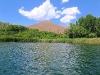 Evan lake- دریاچه اوان