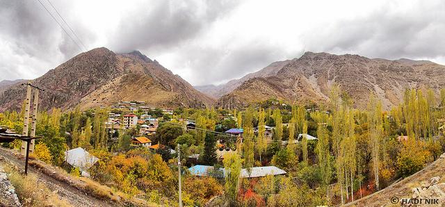 Gachsar Autumn - پائیز گچسر