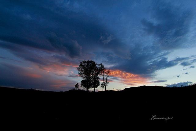Sky of Talkhab - آسمان تلخاب