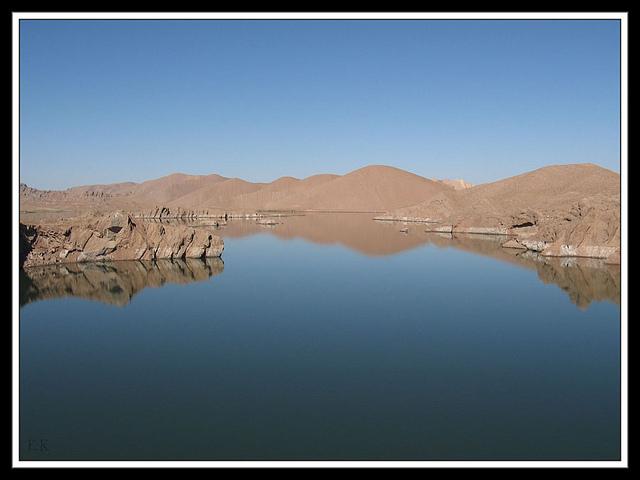 Sangerd dam - سد سنگرد
