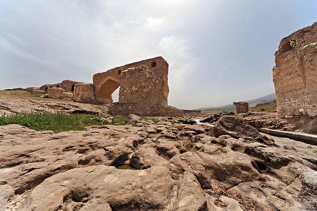 Gavmishan Ancient Bridge - پل باستانی گاومیشان
