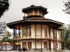 Kolah Farangi building (pavilion) - عمارت کلاه