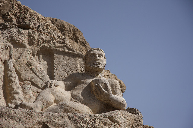 Hercules in iran