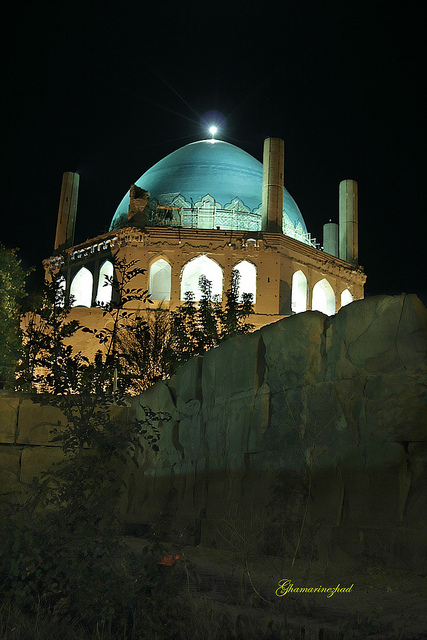Soltanieh dome - گنبد سلطانیه
