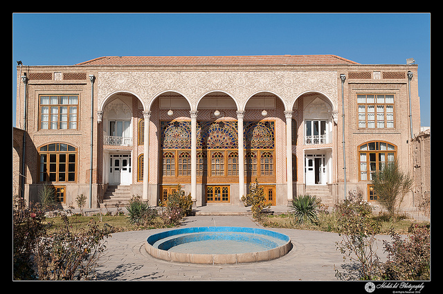 The house of Behnam