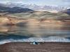 Lake of Taleghan Dam - by Ali Majdfar