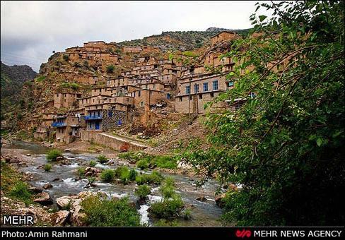 Oraman, Owraman, Avroman - Kurdistan province, Iran